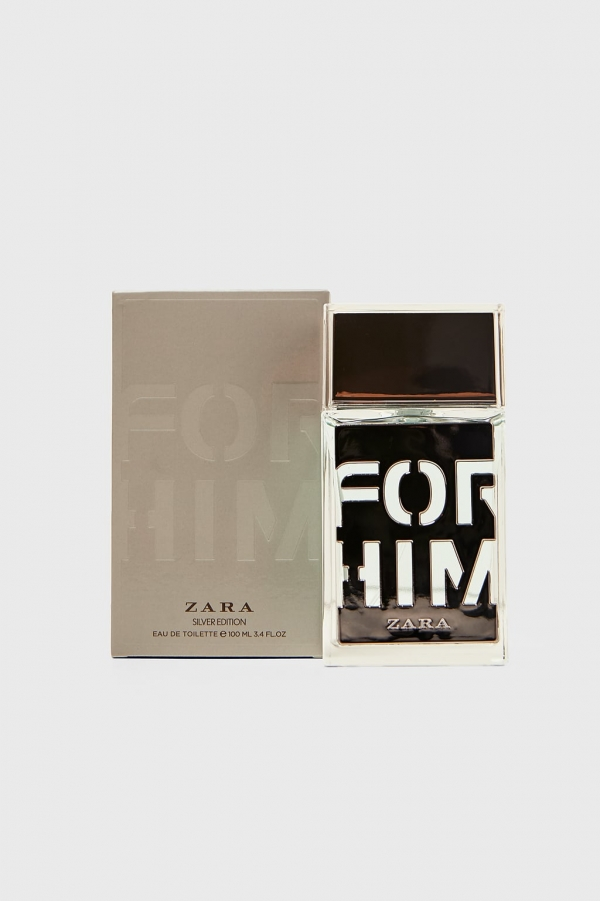 FOR HIM SILVER 100 ML